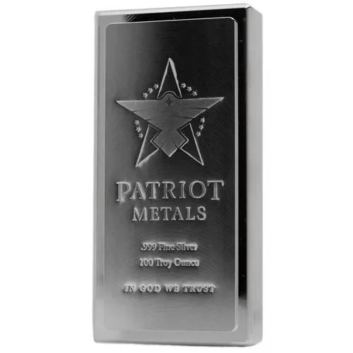 Patriot Metals Stacker Silver
