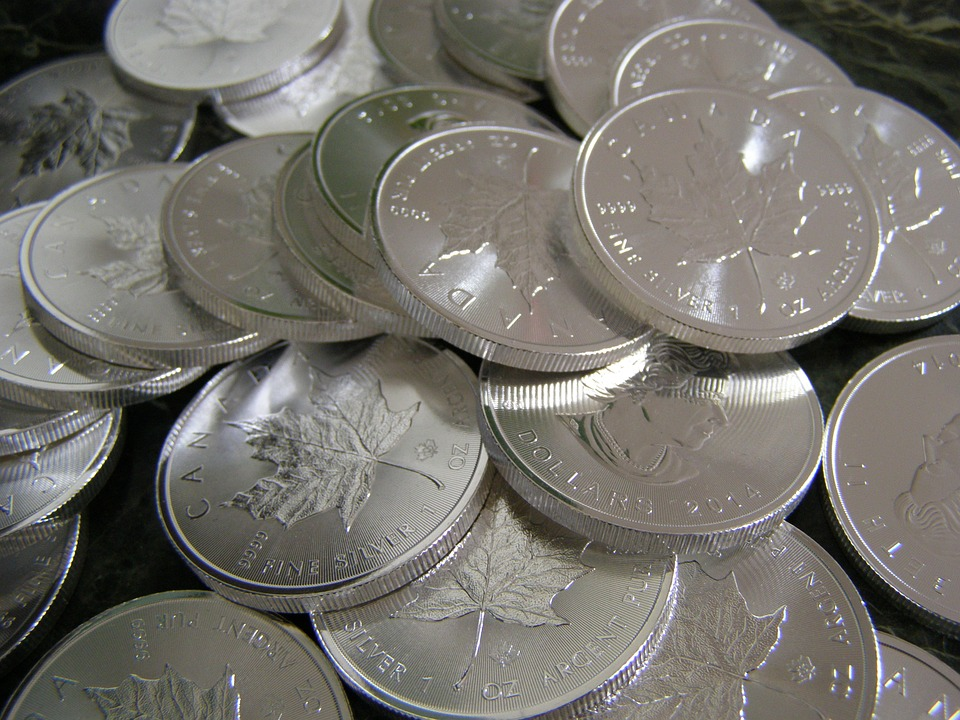 SILVER COINS DESCRIPTION